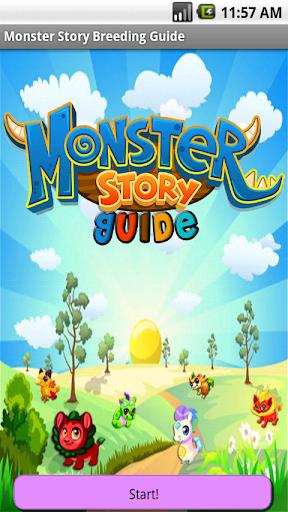 Breeding Guide Monster Story
