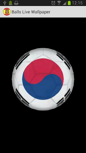 3D Ball Korea LWP