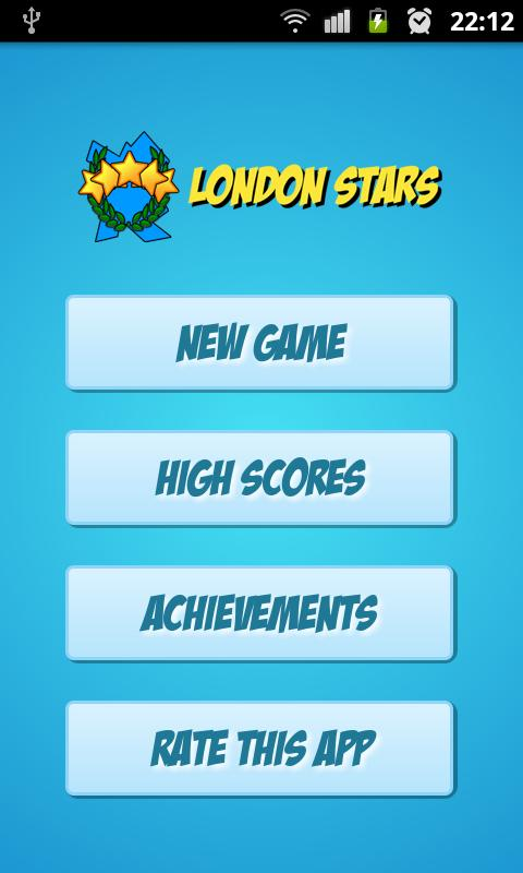 2012 London Stars FREE Game - screenshot