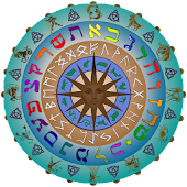 Wheel of Rame, tarot and runes