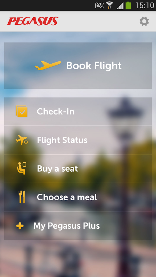 Pegasus Airlines Mobile Android Apps On Google Play