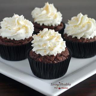 Coconut Cupcake (Gluten Free, Paleo).