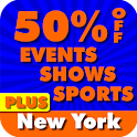 50% Off New York City PLUS