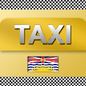 Taxi British Columbia logo