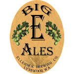 Logo for Big E Ales