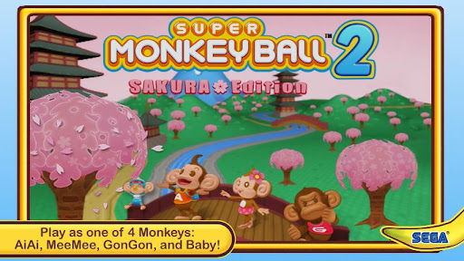 [JEU] SUPER MONKEY BALL 2 : Le super jeu SEGA débarque sur Android [Payant] PeXgZYmJ1El62SbLn45zd-k2wZThmtbhRWW5iCXUwcacMP4TA7rzSgx0LRDOfwetxvE