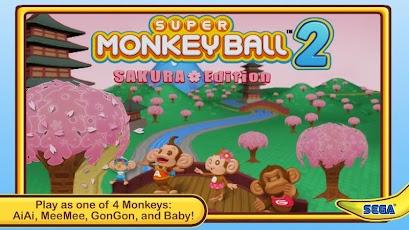 ������ ������� : Super Monkey Ball 2  ������