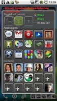 Screenshot of ToggleBar