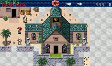 Zombie Rpg Minesweeper Screenshot 10
