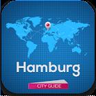 Hamburg Hotels, Map & Guide icon