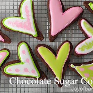 Chocolate Sugar Cookies Tested
