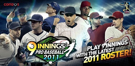 9 Innings: Pro Baseball 2011 - Android Mobile Analytics and App Store Data