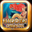 Hidden Object - Mermaid Saga icon