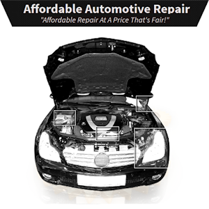 Affordable Automotive Repair for Android