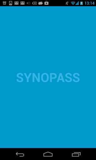 Synopass Pro