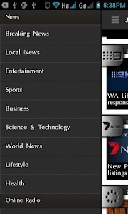 JNewsAustralia screenshot 4