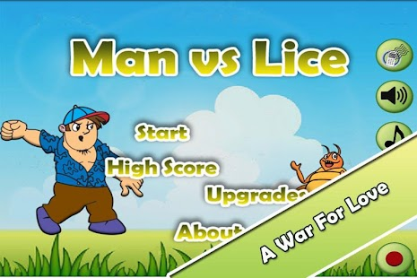 Funny Game - Man vs Lice PRO - screenshot thumbnail