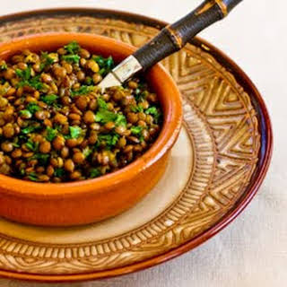 Indian Lentils Brown Recipes.