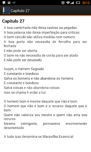Tao Te Ching Português