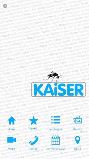 Kaiser Insektenschutzgitter