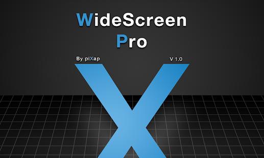 玩商業App|WideScreen Pro免費|APP試玩