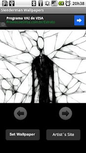 Slenderman Wallpapers - screenshot thumbnail