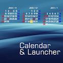 Calendar & Launcher logo