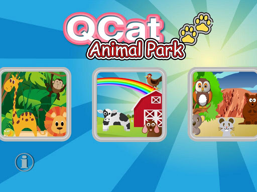 玩免費教育APP|下載QCat - 幼兒的動物園 (免費) app不用錢|硬是要APP