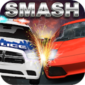 Cop Car Smash ! Police Racer