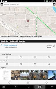 Chicago Bike Guide - screenshot thumbnail