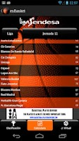 Screenshot of es Basket