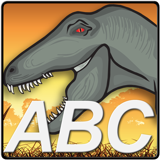 Dinosaur Park ABC LOGO-APP點子