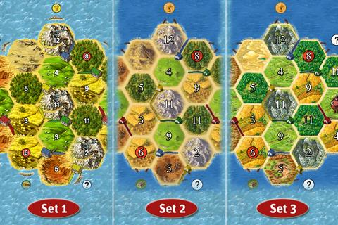 Catan - screenshot