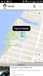 MarkIt - Car and Place Finder- screenshot thumbnail