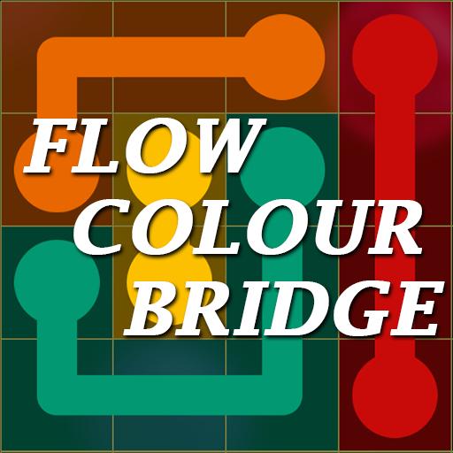 Flow Colour Bridge 棋類遊戲 App LOGO-硬是要APP