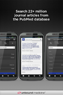 PubMed – Unbound MEDLINE - screenshot thumbnail