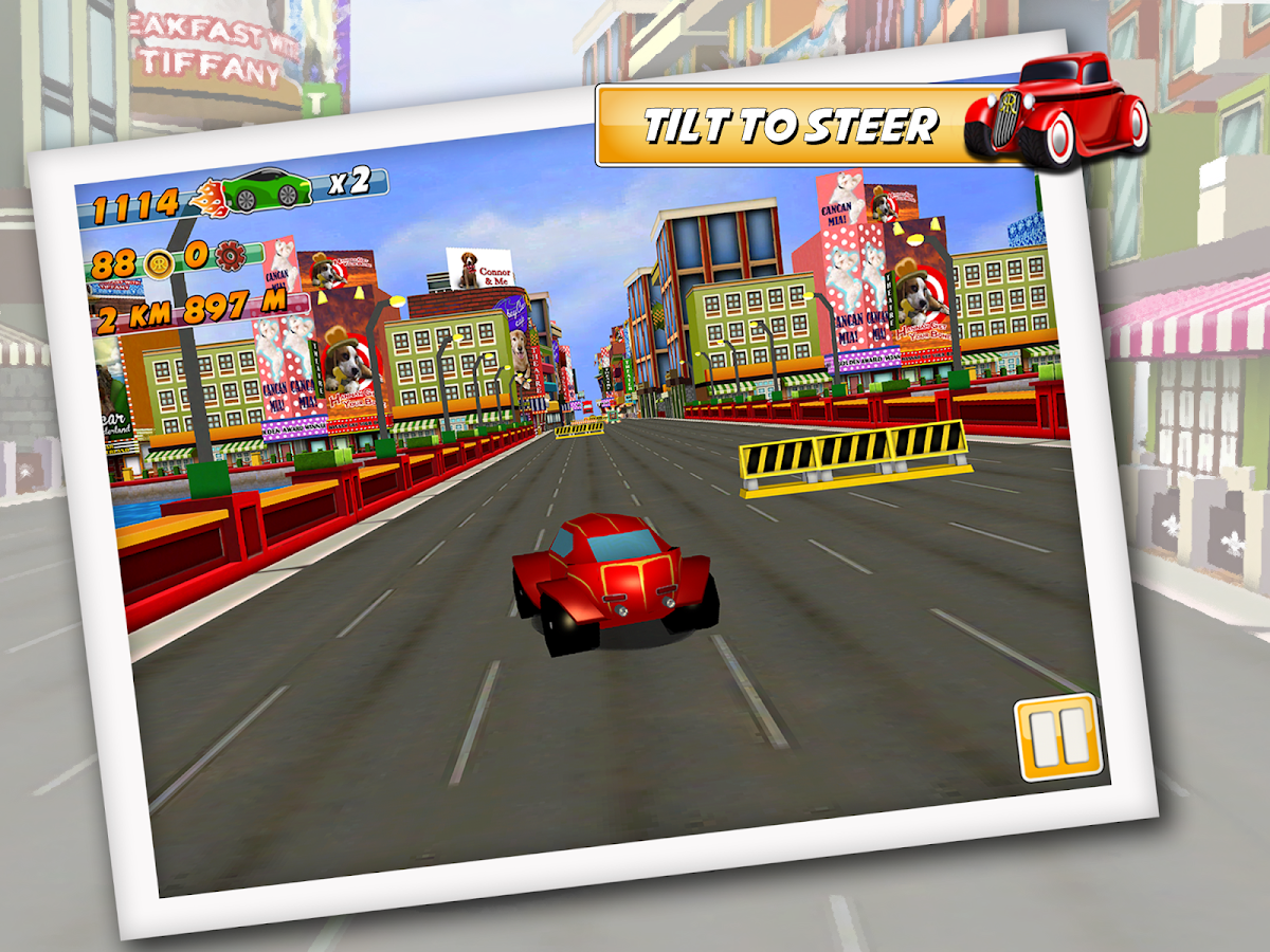 Road Racer 168- screenshot