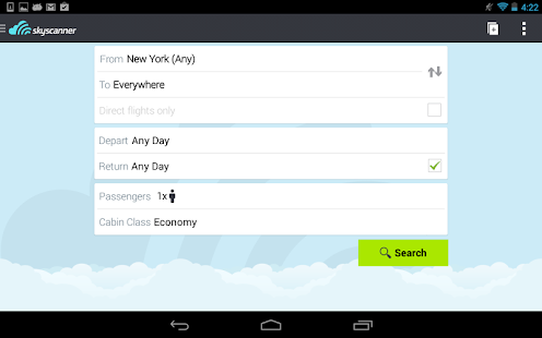 Skyscanner Screenshot 24