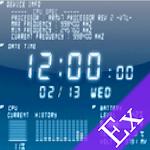 Device Info Ex Live Wallpaper v9.0.0