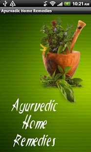 Ayurvedic Home Remedies - screenshot thumbnail