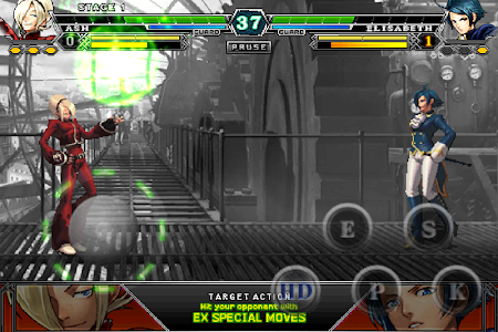 THE KING OF FIGHTERS-A 2012(F) 1.0.4 screenshot 14339