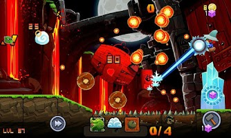 Screenshot of Goblins Rush