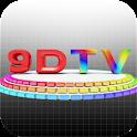 9D TV 5.1 高清 互聯網 電視台 Smart TV logo