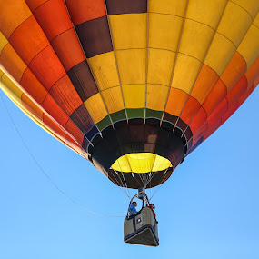 In the air by Silvana Schevitz - Transportation Other