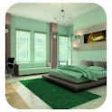 Green room painting ideas icon