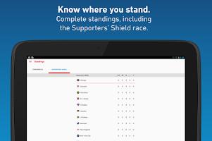 Screenshot of MLS
