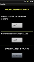 Screenshot of Speedo Healer Calculator