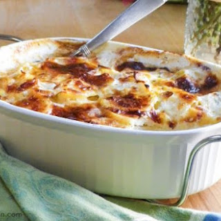 Potato and Leek Gratin