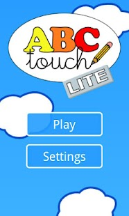 ABC Touch Lite, let's write! - screenshot thumbnail