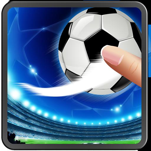 Flick Soccer LOGO-APP點子